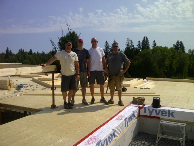 Prinston Homes Crew